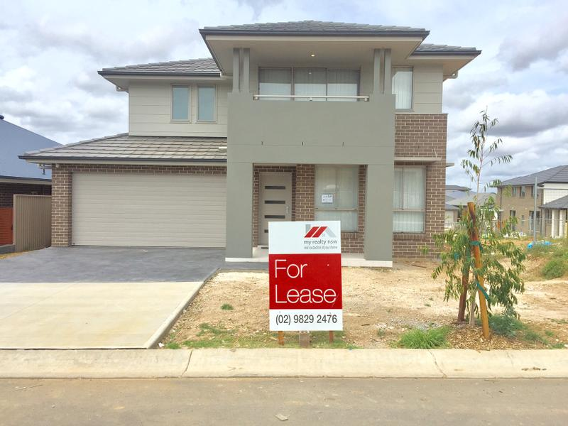 Dream come true BRAND NEW HOME for rent in Oran Park!